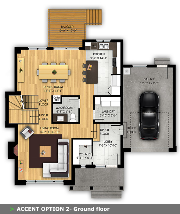 Build your accent 2 for Accent homes floor plans